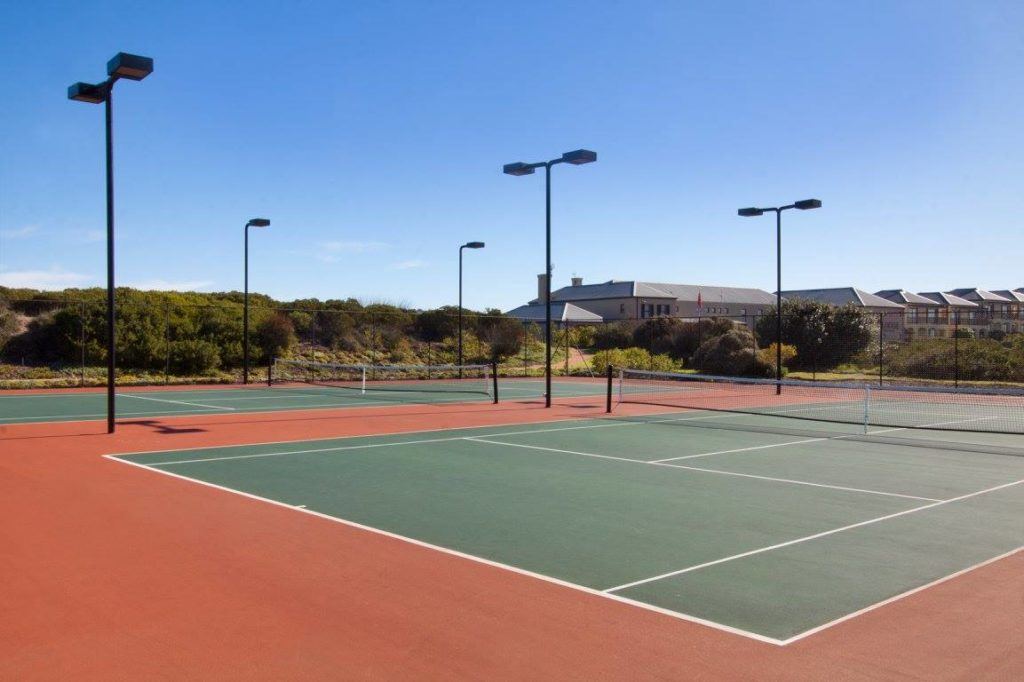 Tennis Court - Atlantic Beach Estate